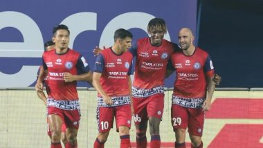 JFC 3-2 BFC, ISL 2020-21 Match Result: Jamshedpur FC Hold On to Sixth Spot After Beating Bengaluru FC in Five-Goal Thriller