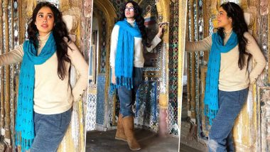 Janhvi Kapoor: Travelled the World but No Place Makes Me Jump Like India