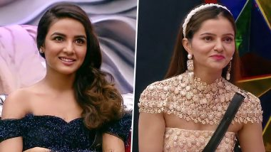 Bigg Boss 14: Jasmin Bhasin Tags Rubina Dilaik As Manipulative, Feels That's Her Strategy To Survive in the Game