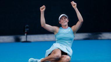 Australian Open 2021: Jennifer Brady Beats Karolina Muchova in Semifinal, to Face Naomi Osaka in Final