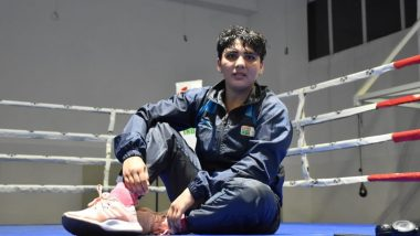 Jyoti Gulia Stuns World Champion Nazym Kyzaiby to Enter Quarterfinals of Strandja Memorial Boxing Tournament