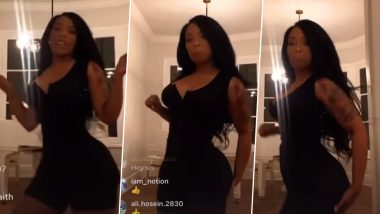 Singer K Michelle's 'Butt Implants' Deflate While Twerking to the Tunes of Cardi B's 'Up'! Video Goes Viral Leaving Netizens in Shock