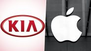 Kia and Apple Partnership for Electric Car Reportedly Still Possible