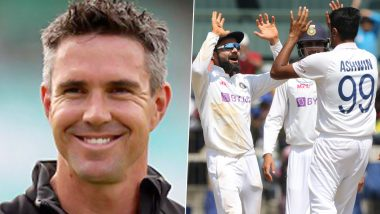 Kevin Pietersen Brutally Trolled on Twitter for Taking Dig at Spin-Friendly Chennai Pitch Following England's Poor Show Against India in Second Test
