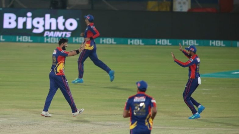 PSL 2021 Live Streaming Online in India: Watch Free Telecast of Islamabad United vs Karachi Kings, Pakistan Super League 6 Match in IST