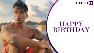 Karan Singh Grover Birthday Special: 8 Hot Photos of the 'Qubool Hai' Actor That Are Irresistible!