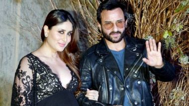 Kareena Kapoor Khan and Saif Ali Khan Blessed With A Baby Boy!