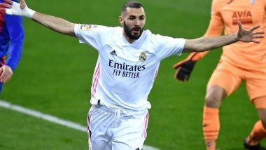 How to Watch Getafe vs Real Madrid, La Liga 2020-21 Live Streaming Online in India? Get Free Live Telecast of GET vs RM Football Game Score Updates on TV