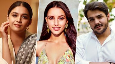 Actresses Keerthy Suresh, Tripti Dimri, YouTuber Ashish Chanchlani Feature in Forbes India's 30 Under 30 Achievers 2021 List!