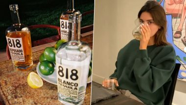 Kendall Jenner Gets Slammed for Her 818 Tequila Brand, Netizens Tag Her as an 'An Unseasoned White Privileged Rich Girl'