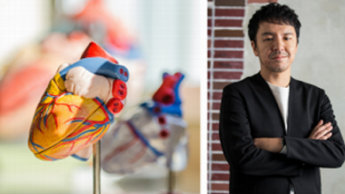 Kenichi Hayashi Voicing How He Tackles the Conversation of Medical and Education