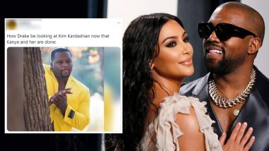 Kim Kardashian Opts To Divorce Kanye West: Twitterati Churn Out Funny Memes and Jokes on #Kimye's Separation News