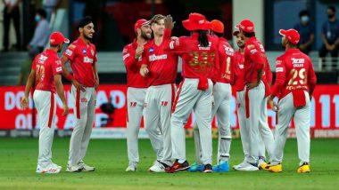Punjab Kings Register 5-Run Win to Keep Hopes Alive for Play-Offs in IPL 2021 Against SRH