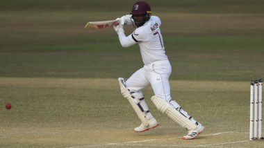 Kyle Mayers Hits Double Century As West Indies Register 5th Highest Successful Run Chase in Tests, Best Bangladesh by 3 Wickets in 1st Test