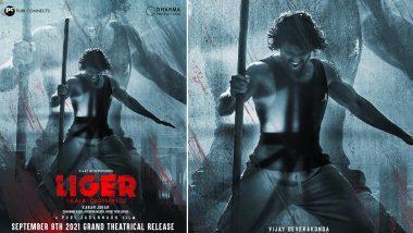 Liger: Vijay Deverakonda's Film Gears Up For A Worldwide Theatrical Release On September 9!
