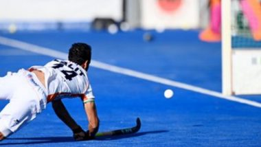 India Men's Hockey Team Beat Germany 6-1 on Return to International Action