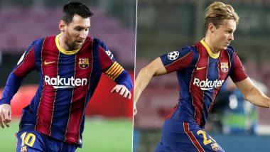 BAR vs ELC Dream11 Prediction in La Liga 2020–21: Tips To Pick Best Team for Barcelona vs Elche Football Match