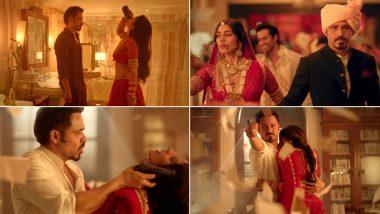 Lut Gaye: Emraan Hashmi's 'Adhoori Kahaani' With His Runaway Bride Yukti Thareja, Crooned by Jubin Nautiyal Will Shatter Your Heart (Watch Video)
