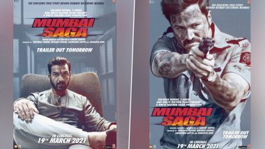John Abraham, Emraan Hashmi's Mumbai Saga Trailer to Arrive on February 26!