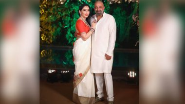 Sanjay Dutt And Maanayata Dutt Celebrate 13th Wedding Anniversary! 7 Pictures Of The Couple That Prove They Are A Match Made In Heaven