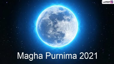 Magha Purnima 2021 Date, Shubh Muhurat and Rituals: Know Purnima Tithi and Significance to Observe the Holy Occasion Maghi Purnima