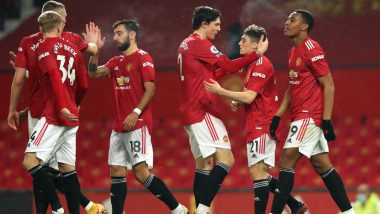 How To Watch Granada vs Manchester United, UEFA Europa League Live Streaming Online in India? Get Free Live Telecast of UEL 2020–21 Quarter-Final Football Game Score Updates on TV