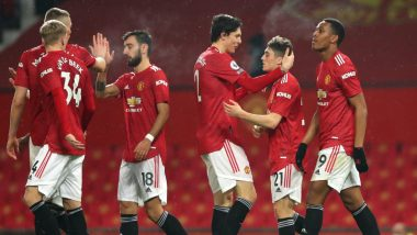 Tottenham Hotspur vs Manchester United, Premier League 2020–21 Free Live Streaming Online & Match Time in India: How To Watch EPL Match Live Telecast on TV & Football Score Updates in IST?
