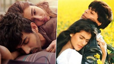 Hug Day 2021: From Dilwale Dulhania Le Jayenge to Yeh Jaawani Hai Deewani, 5 Beautiful Hugging Moments in Bollywood Movies That We Totally Adore!