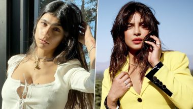 Mia Khalifa Takes a Dig at Priyanka Chopra Jonas, Asks 'If She Is Going to Chime In at Any Point?'