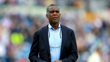 Michael Holding Gives Passionate Speech About Racism As Former Cricketer Discusses Racial Inequality (Watch Video)