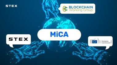 Stex Joins the Blockchain and Virtual Currencies Workgroup (Bvg Wg)