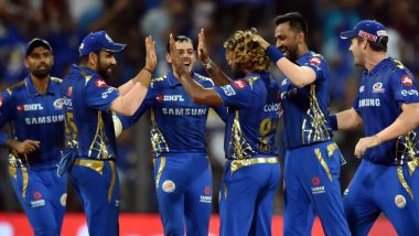 Mumbai Indians Team in IPL 2021: Players Bought by MI in Auctions, Check Full Squad of Rohit Sharma-Led Team