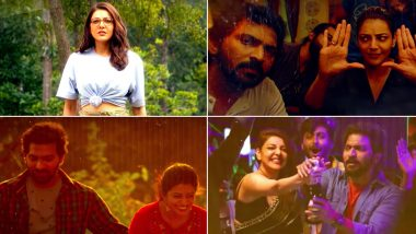 Live Telecast Song Naam Indru: The Track From Kajal Aggarwal Starrer In SP Charan's Magical Voice Is A Beautiful Melody That Can Be Heard On Loop! (Watch Video)