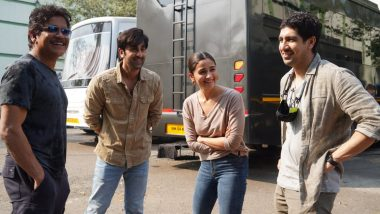 Brahmastra: Nagarjuna Wraps Up the Shoot of Alia Bhatt, Ranbir Kapoor's Fantasy Adventure