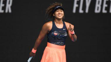 Australian Open 2021: Naomi Osaka Survives Garbine Muguruza's Challenge in Fourth-Round, Makes It to Quarterfinals