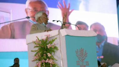 World Environment Day 2021: Nitish Kumar Launches Ambitious Drive of Planting 5 Crore Saplings in Bihar in One Year