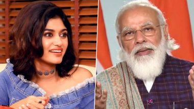 Oviya Helen's #GoBackModi Tweet Invites Legal Trouble; Tamil Nadu BJP Files Complaint Against the Actress