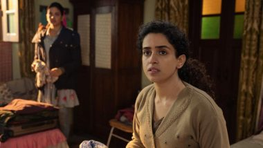 Sanya Malhotra on Netflix Film Pagglait: I Used to Write a Lot to Prep Up For My Role of Sandhya