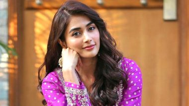 Pooja Hegde Tests Positive for COVID-19; Radhe Shyam Actress Goes Into Home Quarantine (View Post)