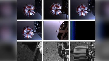 Mars Rover's Giant Parachute Secret Message DECODED! Everything You Want to Know 'Dare Mighty Things' Fun Puzzle