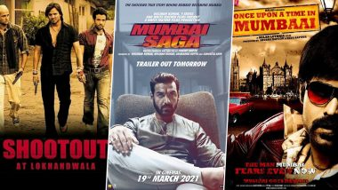 Mumbai Saga: Before John Abraham and Kajal Aggarwal's Film Releases In Theatres, 5 Bollywood Gangster Movies and Where To Watch Them Online!