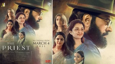 The Priest To Release In Theatres On March 4; Here's Why This Malayalam Film Is Special For Mammootty, Manju Warrier's Fans!