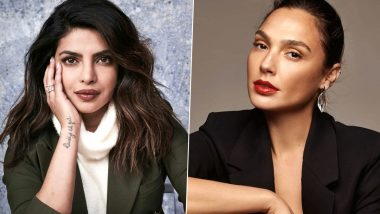 Gal Gadot Showers Love on Priyanka Chopra After Receiving Her Copy of PeeCee's Memoir