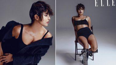 Priyanka Chopra Jonas Is Bringing Sexy Back on the Latest Elle UK Cover (View Pics)