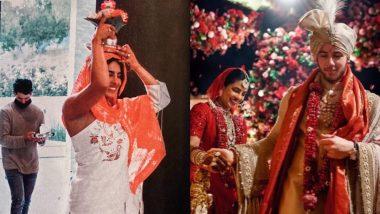 Priyanka Chopra's Memoir 'Unfinished' Gives a Sneak-Peek Into Her 'Griha Pravesh' Moment With Hubby Nick Jonas (View Pics)