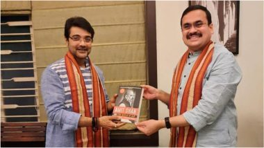 Prosenjit Chatterjee Dismisses Reports of Entering Politics After His Meet With BJP Leader Dr Anirban Ganguly Sparks Rumours