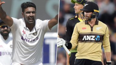 'Devon Conway Is Just 4 Days Late': R Ashwin Reacts as New Zealand Dasher Scores Blazing 99 Against Australia Days After IPL 2021 Players Auction