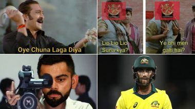 RCB Funny Memes Go Viral as Glenn Maxwell Fails Terribly Against New Zealand After Bagging INR 14.25 Crore from Virat Kohli-Led Team in IPL 2021 Players Auction