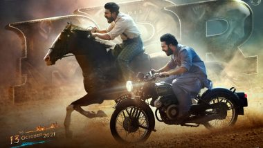 RRR: SS Rajamouli's Next With Ram Charan and Jr NTR Gets Rs 348 Crore Deal for Its Theatrical Rights – Reports