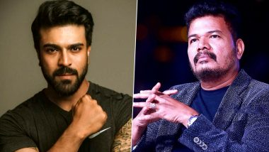 Ram Charan Collaborates With Director Shankar and Dil Raju for a Mega-Budget Multilingual Film!